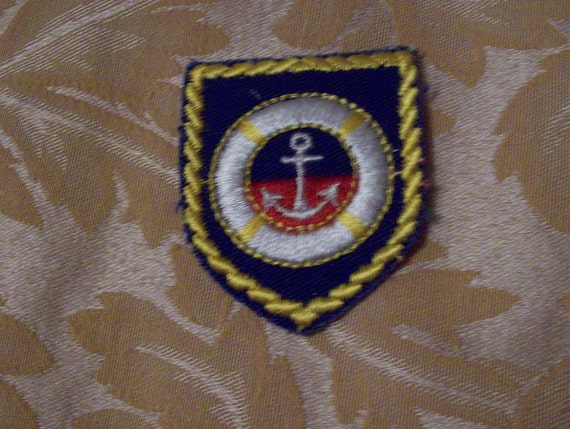 patch clothing nautical