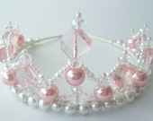 Pretty Pink Princess Childs Tiara