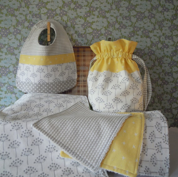 Neutral Baby Gift Sets : Beautiful neutral baby gift set