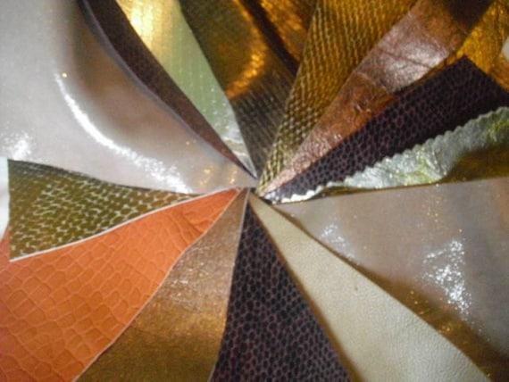 Selection(15 pieces) /golden,silvery,gray metalic