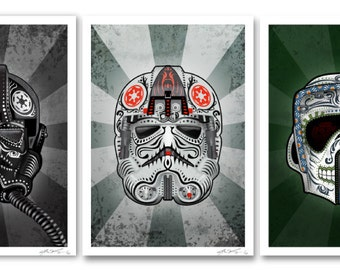 Imperial Trooper Trio
