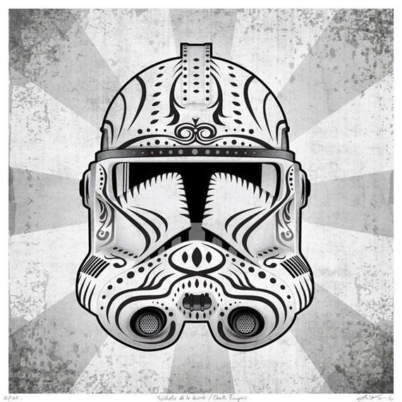 Limited Edition Soldado de la Muerte