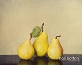 Distressed Pear Trio