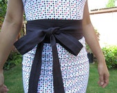 Organic Cotton Wrap Belt In 'Black Or Brown' Most Popular