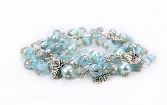 Baby Blue,Wedding, Summer Cha Cha Bracelet: A Day In Key Largo