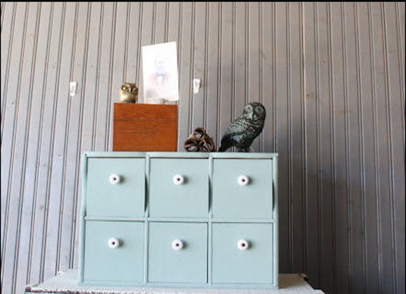 Apothecary Cabinet // Spice Drawers