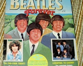 Vintage Magazine 1978 Beatles Forever 16th Anniversary Collector's Edition - Free Shipping