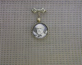 Robert E. Lee Portrait Pin
