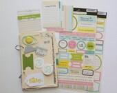 Baby/Pregnancy Mini Album Kit - CLOSEOUT SALE!!