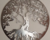 Tree Of Life, Metal Art, Wall Decor