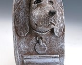 Beagle Dog Leash Holder