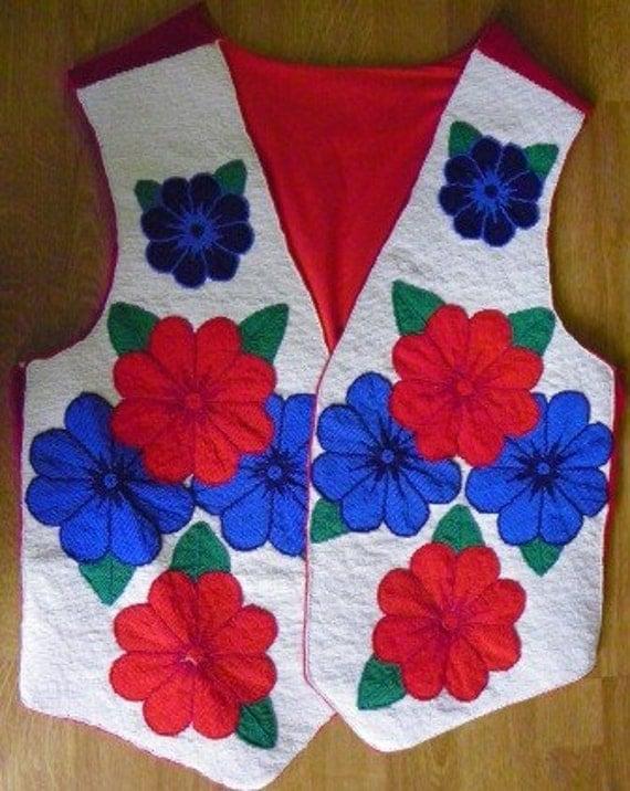 Vintage Beaded Wedding Vest