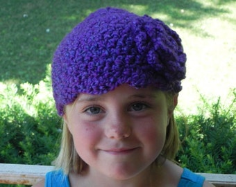 Girls Flower Cloche SALE