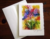 Fine Art Greeting Card Classic Beauty