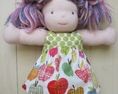 "15""&18"" doll-2 Piece Back to School Orchard set by Dollipop Designs"