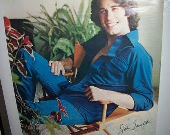 "Original Vintage 1978 Movie Star ""John Travolta"" Poster"