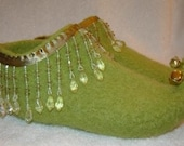Felted Elf or Fairy Slippers