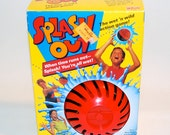 Splash Out Wet 'n Wild Action Game by Galoob