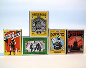 Matchbox Games Made in Germany Set of 5
