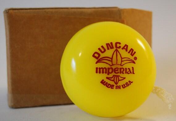 Vintage duncan yo yo corn pops cowboy cereal premium for Decor yo pops