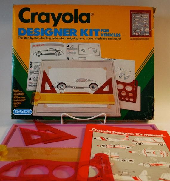 Crayola Fashion Designer Kit