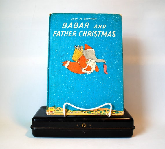 Babar And Father Christmas by Jean De Brunhoff HC