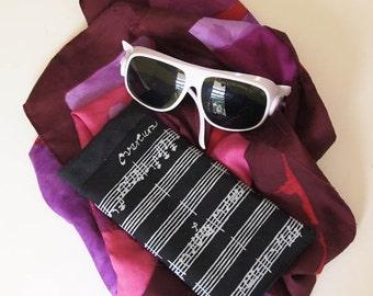 Music Glasses Case