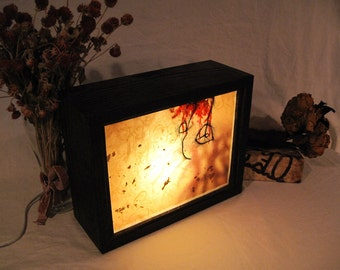 See Through Soul Coffee Table Lightbox