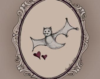 Le Handsome Bat