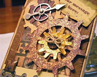 Steampunk All Occasion Card
