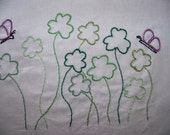 10 St. Patrick's Day Hand Embroidery Patterns