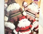 Santas Galore Leisure Arts Leaflet 1258