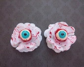 Eye of the beholder hairclips