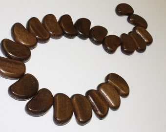 The Big Chunky Bean Beads