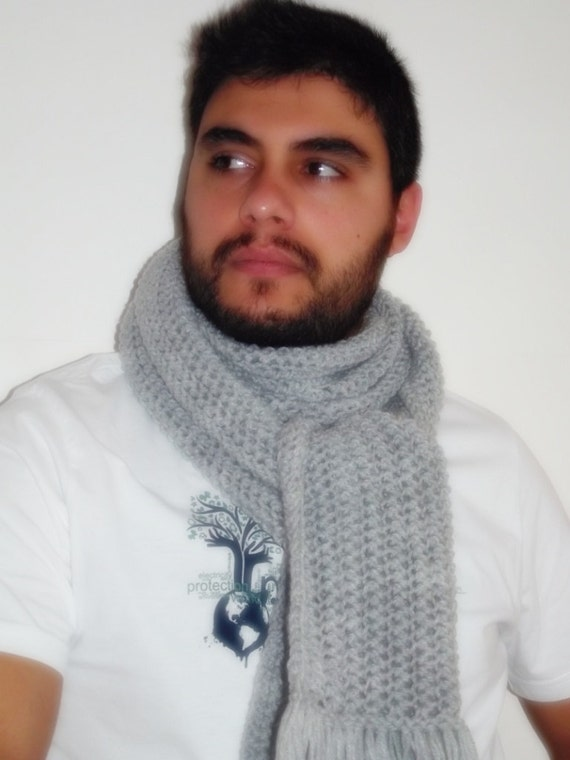 Mens neckwarmer, mens cowl, mens scarf, mens infintity scarf, valentines day gift for him, ready to ship