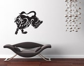 Taurus, Horoscope, Zodiac, Star Sign - Decal, Sticker, Vinyl, Wall, Home, Office, New Age Decor