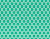 SWEET NOTHINGS - Blue Sweet Dots - Zoe Pearn Designs for Riley Blake - One Yard