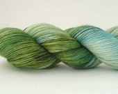 fingering sock yarn HYSTERIA 75/25 wool/nylon 3.5oz / 460 yards