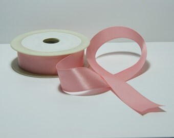 PINK SATIN RIBBON  (20mm)  10 m - 11 yards S 40 149