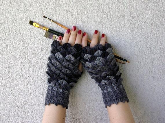 Fingerless gloves Fingerless mittens Womens gloves Mens Winter gloves handmade wrist warmers Grey arm warmers texting gloves Driving gloves