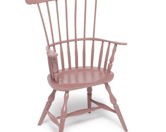 Child's comb-back Windsor chair