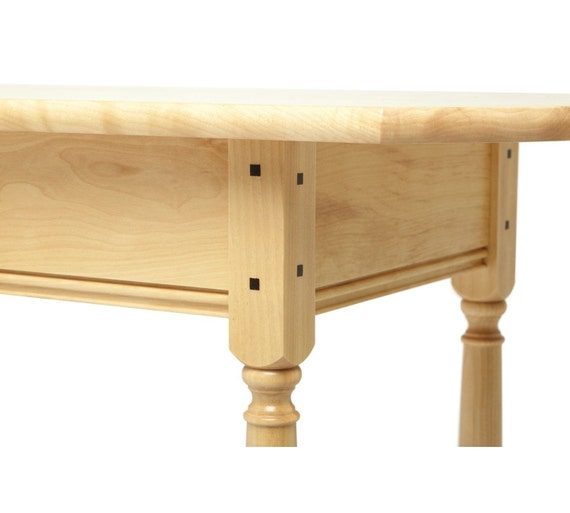 Sheraton hall table