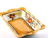 Peach Shimmer Tray Japanese Dish  Good for so many things