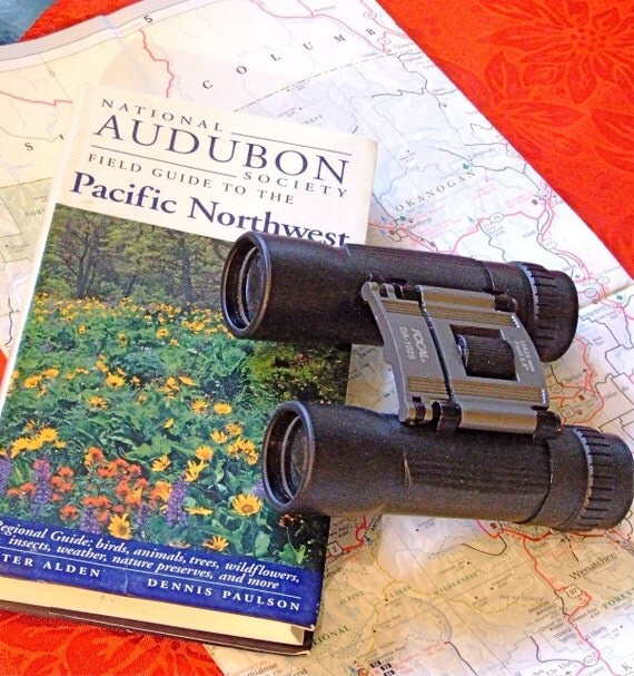 Binoculars Great For Looking At Sports or Birds