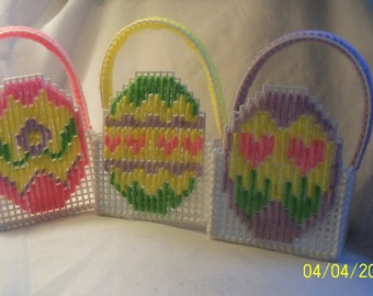 Quick Jelly Bean Basket or Small Tote