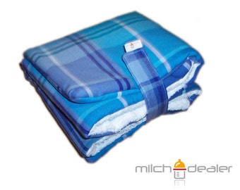 changing mat and diaper  bag in one by milchdealer