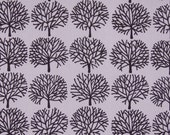 The Ghastlies / Ghastly Forest / cotton quilting fabric / Alexander Henry fabrics / Smoke 1 YARD
