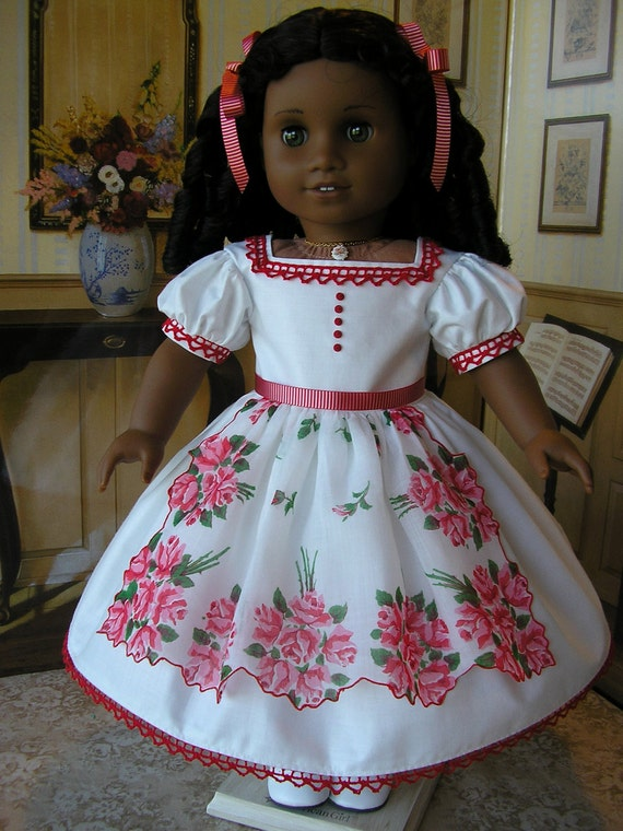 """American Girl mid-1800s """"Garden Party Girls"""" offering number two"""