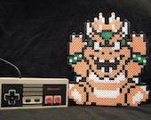 Perler Bowser - Super Mario Bros. 3 NES