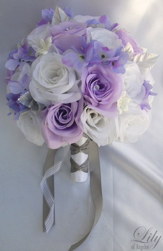 wedding bouquet packages 17 package wedding bridal honor bridesmaid 8472
